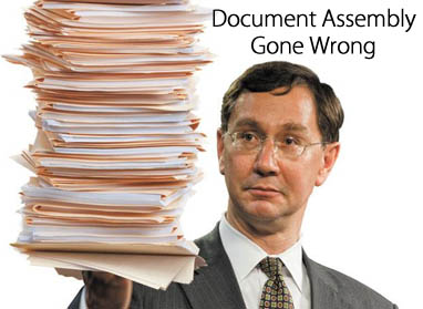 Document Assembly Solutions for Large and Small Firms